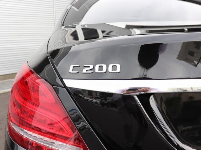 C 200 4MATIC AVANTGARDE 認定中古車(10枚目)