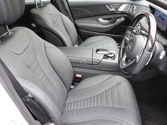 S450エクスクルーシブ MercedesBenz認定中古車(8枚目)