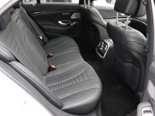 S450エクスクルーシブ MercedesBenz認定中古車(9枚目)