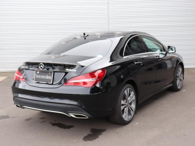 CLA220 4マチック Mercedes認定中古車(5枚目)
