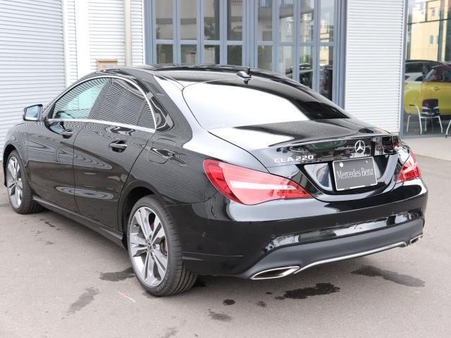 CLA220 4マチック Mercedes認定中古車(6枚目)