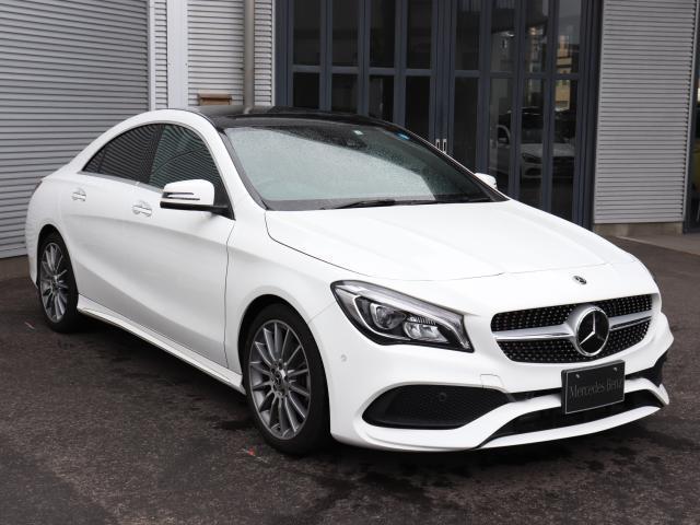 CLA180 AMG スタイル Mercedes認定中古車(4枚目)