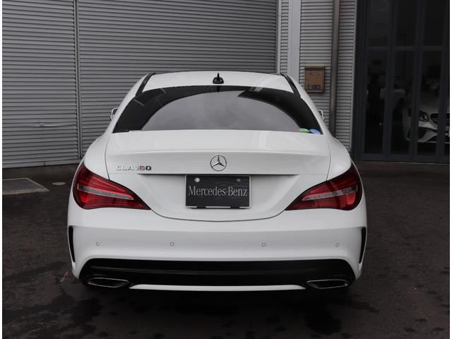 CLA180 AMG スタイル Mercedes認定中古車(7枚目)