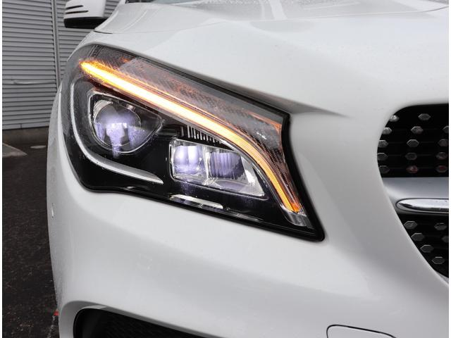 CLA180 AMG スタイル Mercedes認定中古車(9枚目)