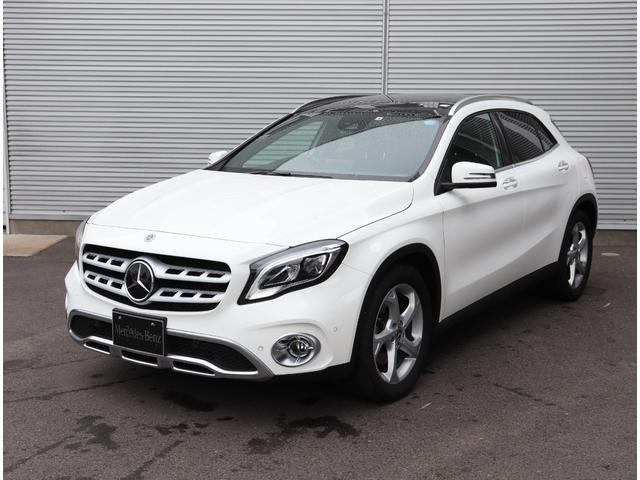 GLA220 4マチック Mercedes認定中古車 SR(2枚目)