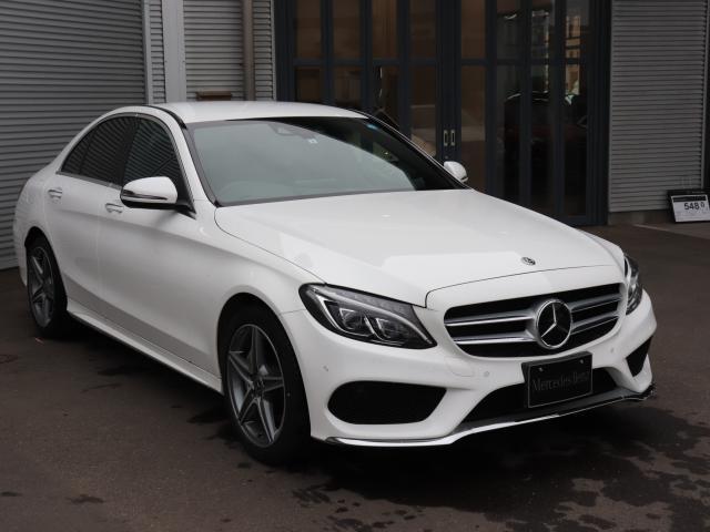 C200アバンギャルド MercedesBenz認定中古車(4枚目)