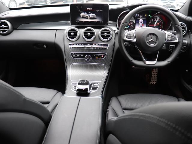 C200アバンギャルド MercedesBenz認定中古車(7枚目)