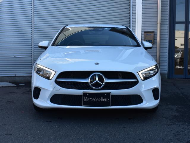 A180 スタイル MercedesBenz認定中古車(2枚目)
