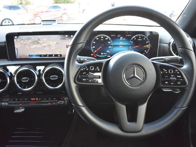 A180 スタイル MercedesBenz認定中古車(10枚目)