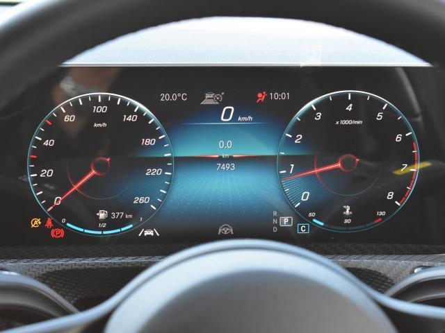A180 スタイル MercedesBenz認定中古車(11枚目)