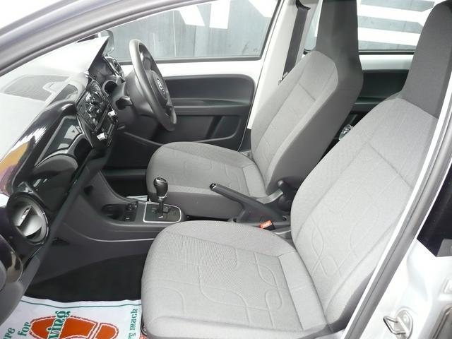 フォルクスワーゲン VW アップ! ムーブ アップ!正規ディーラー記録簿