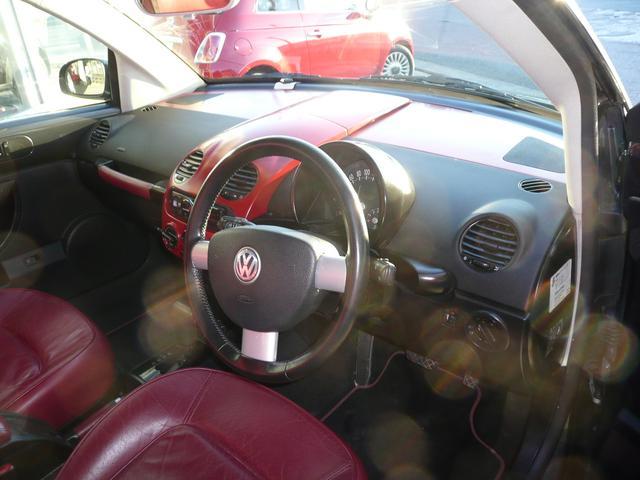 「フォルクスワーゲン」「VW ニュービートルカブリオレ」「オープンカー」「青森県」の中古車10