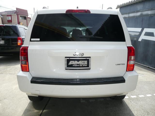 「その他」「ジープパトリオット」「SUV・クロカン」「青森県」の中古車6