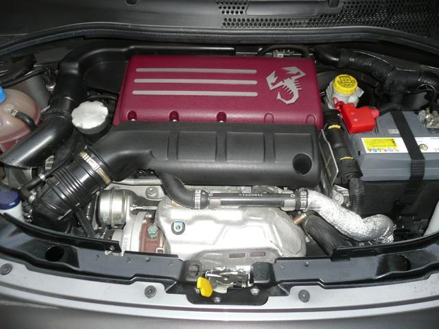 「アバルト」「695 エディツィオーネマセラティ」「コンパクトカー」「青森県」の中古車10