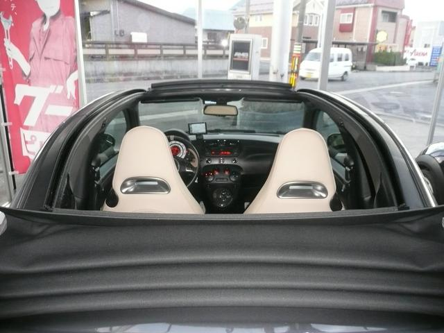 「アバルト」「695 エディツィオーネマセラティ」「コンパクトカー」「青森県」の中古車28
