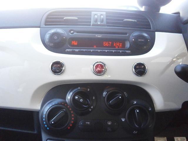 アバルト アバルト アバルト500 ベースグレード ワンオーナー 禁煙車 記録簿 ターボ HID