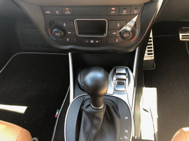素早いギアチェンジと優れた燃費を実現する、Alfa TCT