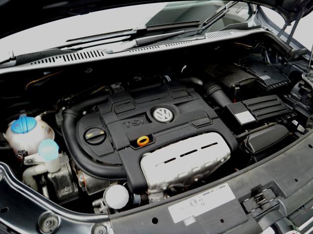 フォルクスワーゲン VW ゴルフトゥーラン TSI ハイライン キセノン ETC 純正AW