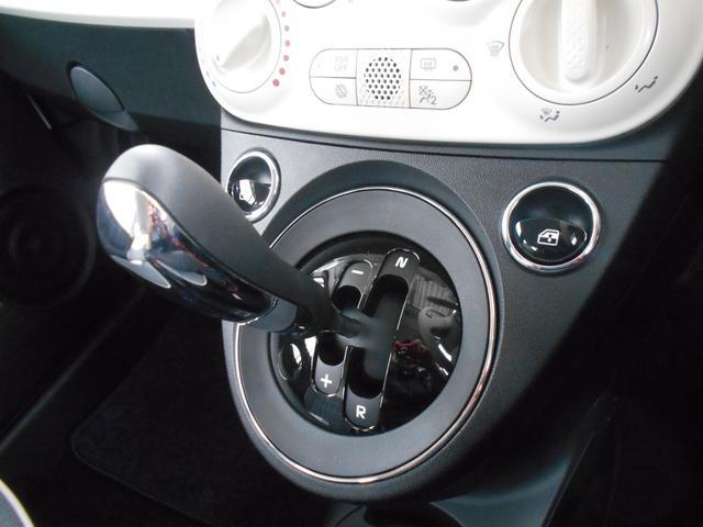 フィアット フィアット 500 ツインエア ポップ 当社試乗車 新車保証継承 FLモデル