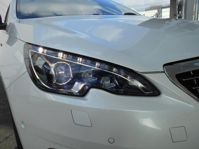 GTライン ハーフレザー LEDヘッドライト バックカメラ(17枚目)