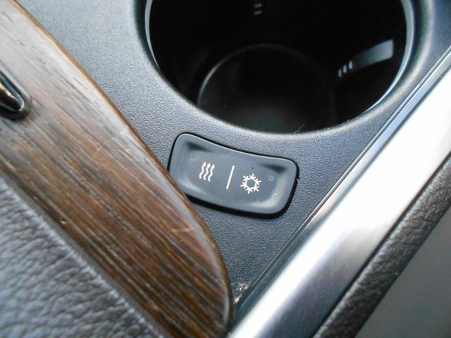 フロントシートは【シートヒーター/ベンチレーション】機能装備。