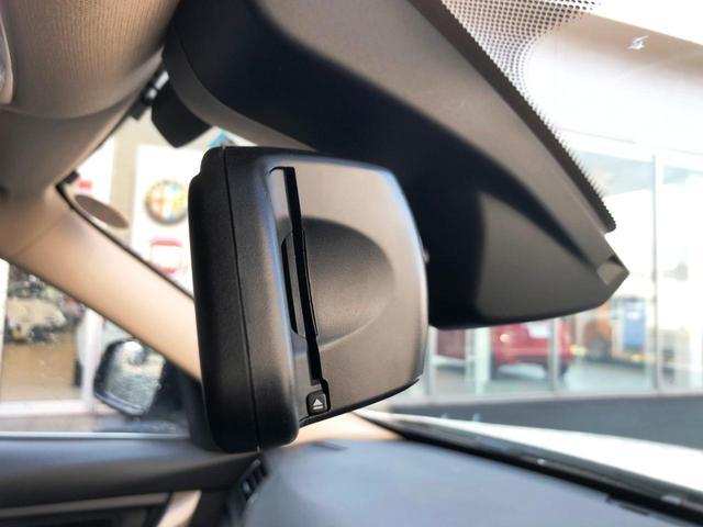 BMW純正ルームミラー一体型ETC車載器。