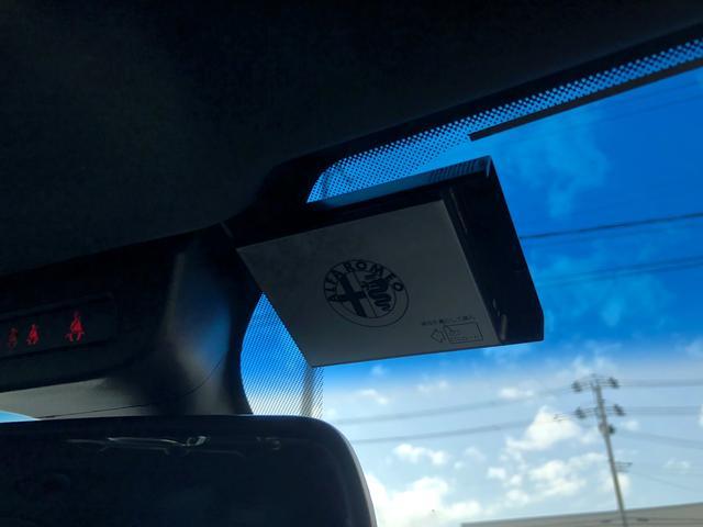 アルファロメオ純正ETC車載器。