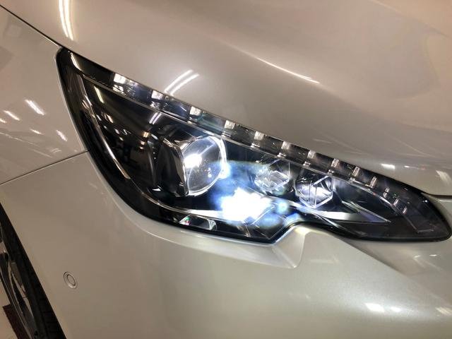 GT ブルーHDi 1オーナー 純正フルセグナビ LEDライト ハーフレザー クルコン アクティブシティーブレーキ バックカメラ ETC(17枚目)