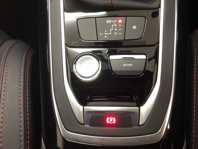 GT ブルーHDi 1オーナー 純正フルセグナビ LEDライト ハーフレザー クルコン アクティブシティーブレーキ バックカメラ ETC(28枚目)