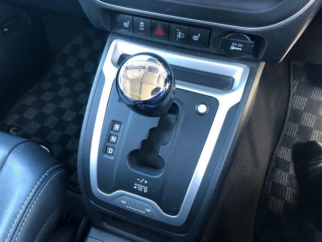 リミテッド 黒革 地デジナビ キセノン バックカメラ クルコン ETC シートヒーター フィリップダウンスピーカー パワーシート サイドカメラ 4WD(14枚目)