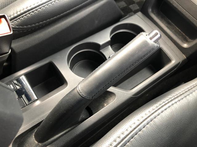 リミテッド 黒革 地デジナビ キセノン バックカメラ クルコン ETC シートヒーター フィリップダウンスピーカー パワーシート サイドカメラ 4WD(30枚目)