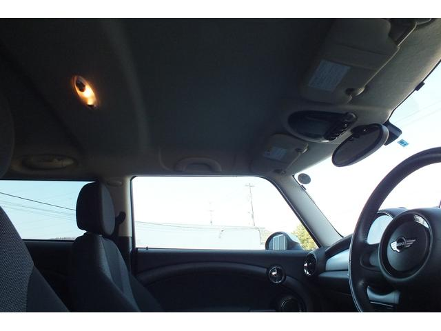 MINI MINI クーパー 正規認定中古車 アイスドチョコ サイバーナビ