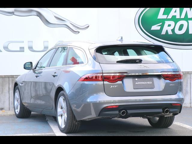 スポーツブレイクPrestige JAGUAR認定中古車(3枚目)