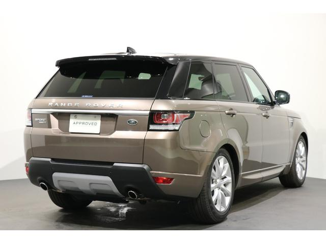 HSE LANDROVER APPROVED 認定中古車(4枚目)