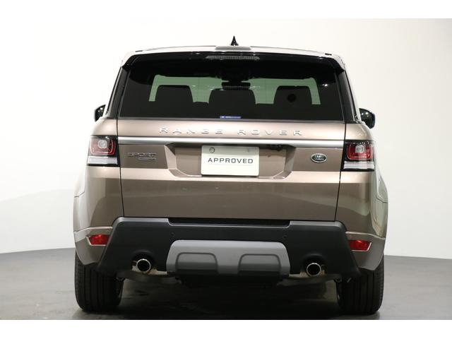 HSE LANDROVER APPROVED 認定中古車(5枚目)