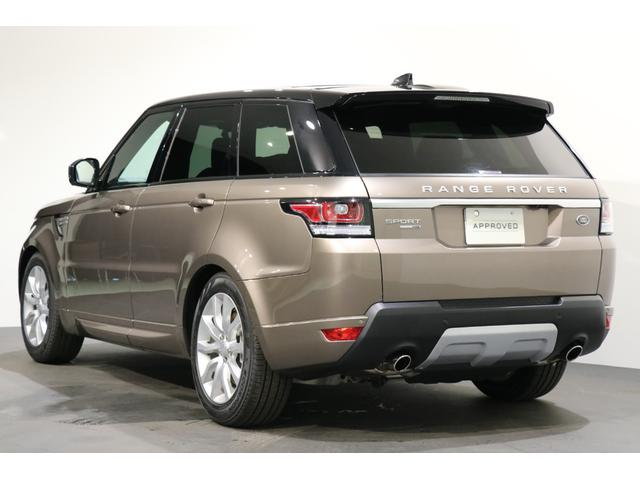 HSE LANDROVER APPROVED 認定中古車(6枚目)