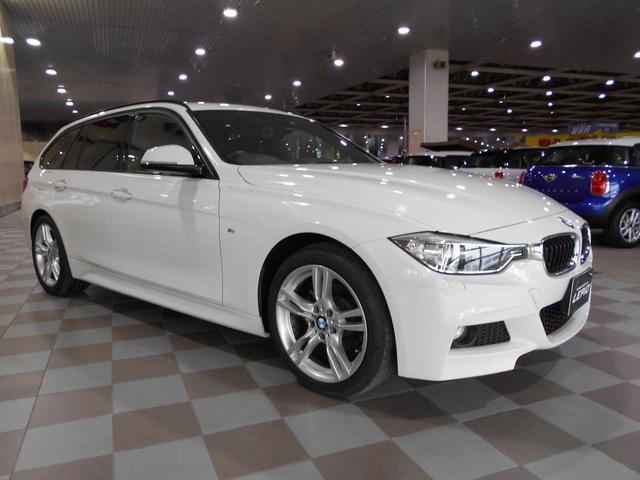 BMW BMW 320i xDriveツーリング Mスポーツ グー鑑定車