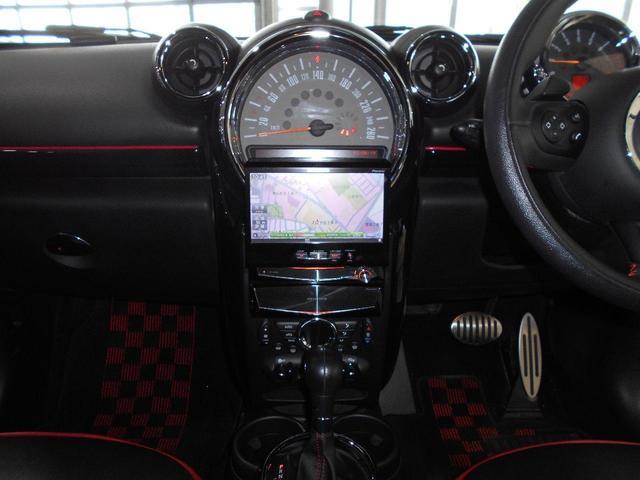 ジョンクーパーワークス クロスオーバー 4WD バックカメラ(16枚目)