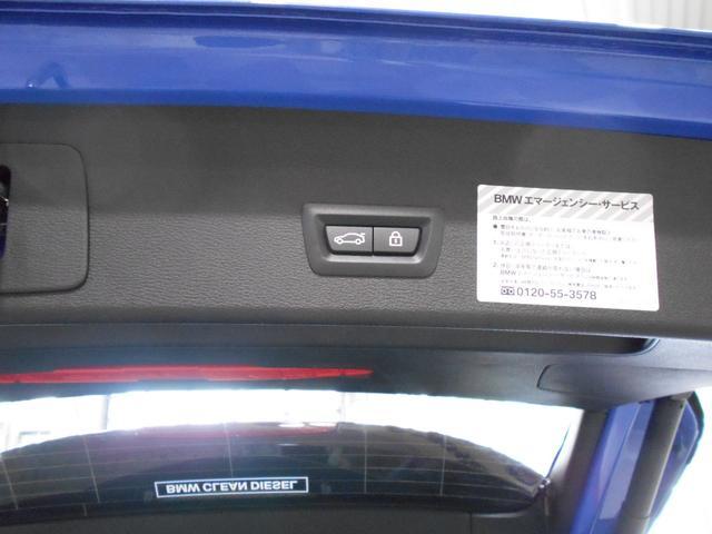 xDrive 18d Mスポーツ 4WD ディーゼル車(16枚目)