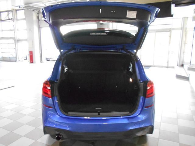 218d xDriveアクティブツアラー Mスポーツ 4WD(5枚目)
