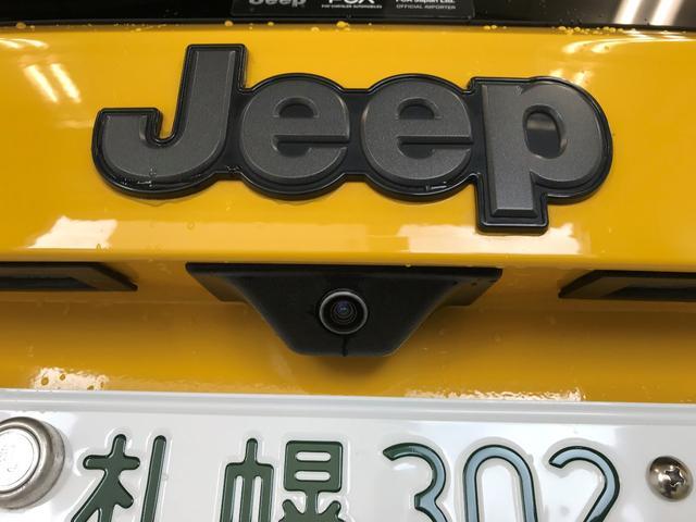 クライスラー・ジープ クライスラージープ レネゲード トレイルホーク 4WD JEEP札幌東 オリジナルカスタム
