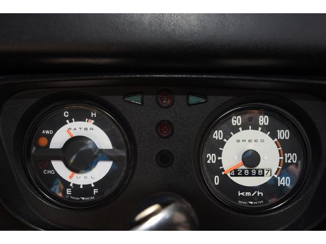 ワゴンタイプ 4WD レストア済み ディーゼル マニュアル(20枚目)