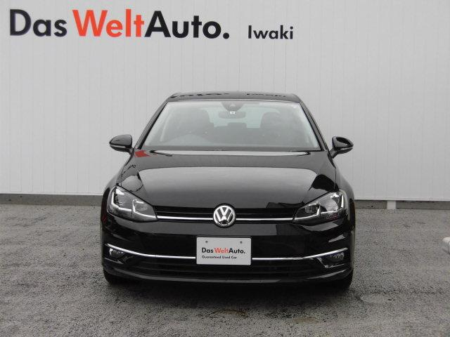 TSI Highline Volkswagen認定中古車(2枚目)