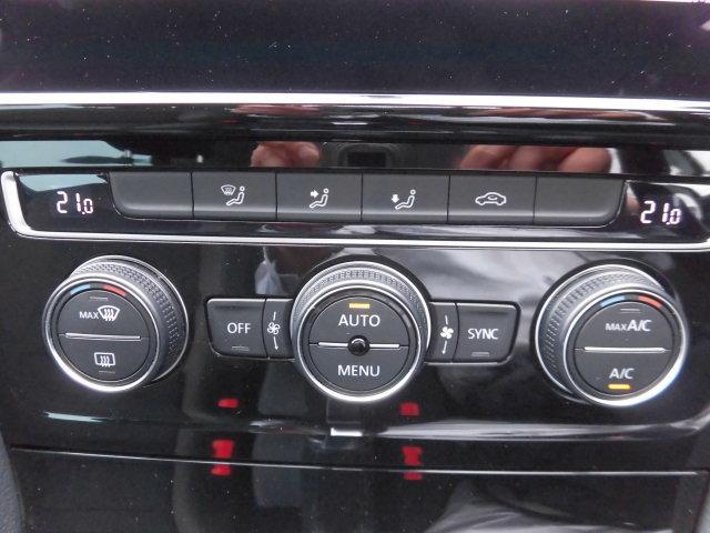 TSI Highline Volkswagen認定中古車(9枚目)