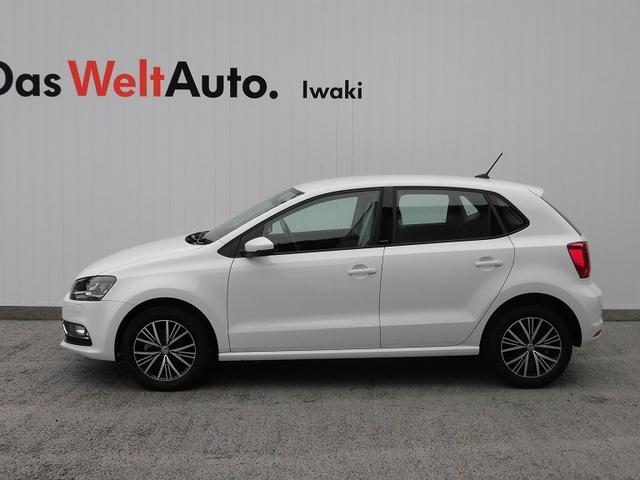 オールスター Volkswagen認定中古車 ワンオーナー(3枚目)