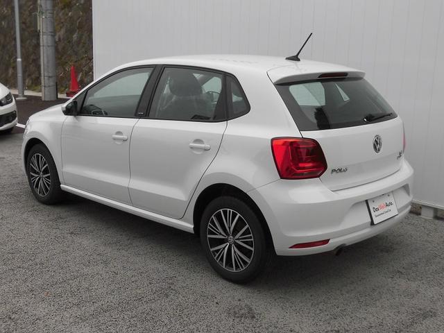 オールスター Volkswagen認定中古車 ワンオーナー(4枚目)
