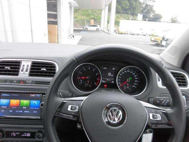 オールスター Volkswagen認定中古車 ワンオーナー(8枚目)