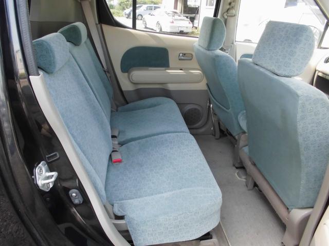 S FOUR 4WD キーレス ベンチシート シートヒーター(10枚目)