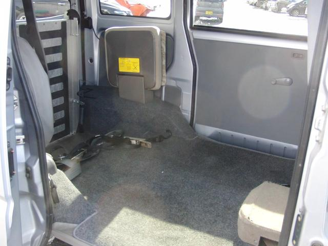 4WD 車いす運搬スローパー 介護車両 寒冷地仕様 キーレス(6枚目)