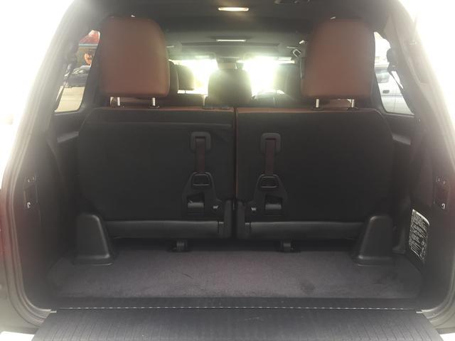 ZX 4WD モデリスタエアロ ブラウンレザー(17枚目)